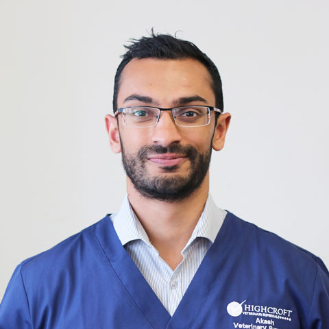 Akash Alexander, Highcroft Veterinary Referrals