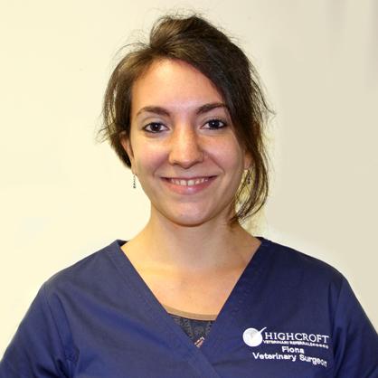 Fiona Da Riz, Highcroft Veterinary Referrals