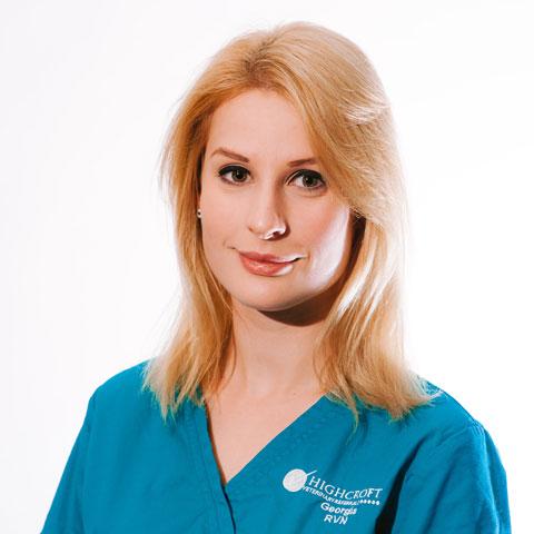 Georgia Vinall, Highcroft Veterinary Referrals