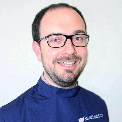 Guillaume Ruiz, European Specialist in Small Animal Internal Medicine at Highcroft Referrals