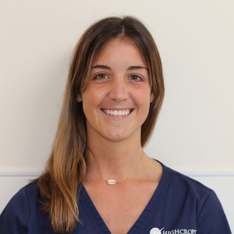 Leticia Escauriaza, Highcroft Veterinary Referrals