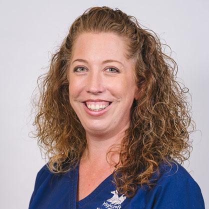 Natasha Watts, Nurse Manager at Highcroft Referrals