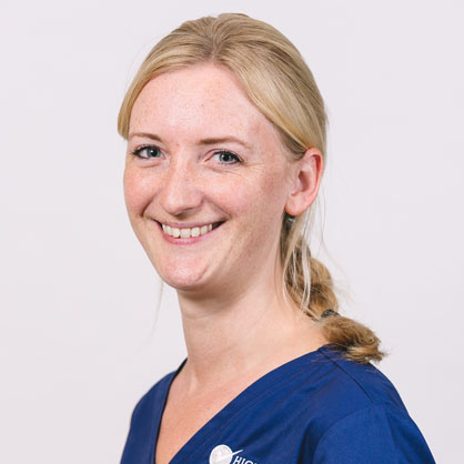 Rachel Bromfield, RVN at Highcroft Referrals
