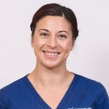 Vicki Adams, Deputy Referral Nurse Manager